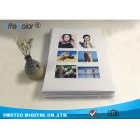 Buy cheap A4 Double Sided Resin Coated Photo Paper For Canon Epson Desktop Printers from wholesalers