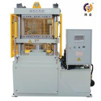 Quality 380V 40T White Hydraulic Heat Press With Safety Protection Device for sale