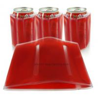 Buy cheap Customized Freezable Gel Ice Pad Gel Ice Pack for Beers and Wines from wholesalers