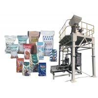 Buy 10-50 Kg Automatic Bag Packing Machine , Open Mouth Bag Granule Packaging Machine at wholesale prices