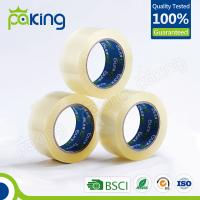 factory sell waterproof clear packing tape for packing