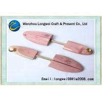 Buy cheap Size 4.5 To 11 Adjustable Cedar Wooden Shoe Stretcher To Stretch Shoes from wholesalers