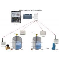 Buy cheap Wireless Control System Tank level Monitoring and Pump On-Off Control 2km from wholesalers
