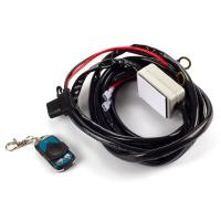 Quality 2.5m Remote Control Automotive Wiring Harness Kit With On / Off Switch for sale