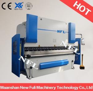 Quality CE certification cnc beding machine Hydraulic CNC Press Brake WC67-100/3200 With Delem DA65W for sale