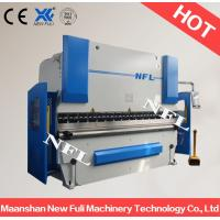 Quality WC67Y series Hydraulic press brake, 10mm, 4 meter metal sheet hydraulic bending machine for sale