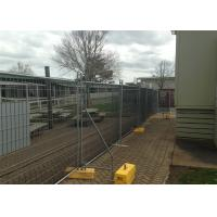 Quality 2.1m x 3.3m OD 32 mm tube Temporary fencing, portable fence, removable fence, temporary fence panel and easy fence. for sale