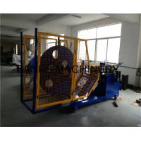 Quality HAVC System Spiral Tube Forming Machine With PLC Mitsubishi Japan for sale
