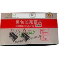 Quality Custom Printed Office Tails Clips Packaging Boxes Glossing Varnish Finished for sale