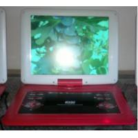 Quality 12 Inch Portable DVD Player supports Multi-media Function for sale