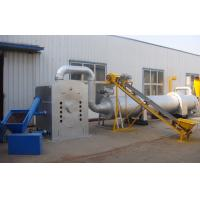 Quality Granules sawdust rotary dryer , High thermal Animal Wastes Dryer for sale