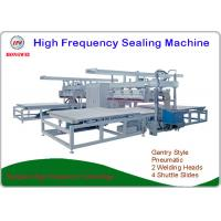 Quality Dielectric Heat Sealing Machine , Heavy Duty HF Plastic Sealing Machine for sale