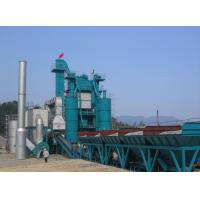 Quality 2000KG Mixer Capacity 50mm Rockwool Asphalt Mixing Plant With Nomex Bag for sale