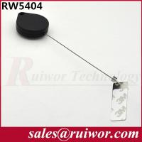 Quality RW5404 Anti Theft Reel   Steel Cable Reel Retractable for sale