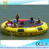 Quality Hansel terrfic inflatable mattress pool for rental buisness for sale
