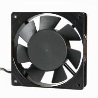 Buy cheap 110V 220V AC Cooling Fans 120mm x 120mm x 25mm,  4.7 Inch metal frame industry exhaust fan from wholesalers