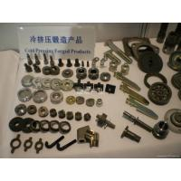 Buy Two Stroke Screwing Nut Bolt Making Machine Thread Rolling at wholesale prices
