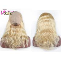 """Buy cheap Blonde Lace Wig Body Wave Style From 14"""" - 22"""" With Baby Hair No Tangle Color from wholesalers"""
