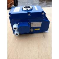 Quality Electric quarter actuator with overtorque protection 30NM~1000NM ,1600NM~6000NM for sale