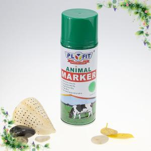 Quality Pig Cattle Sheep Tag Animal Marking Paint 500ml Volume Liquid Coating for sale