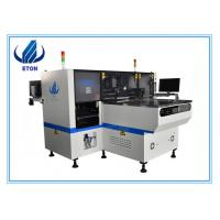 Quality Two Module System PCB Pick And Place Machine HT-E8D 16 Heads 40 Feeder Stations for sale