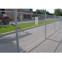 Quality Hot Dipped Galvanized Welded Temporary Fencing  Australia Or Canada Hot Dipped Temporary Fence for sale