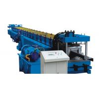 China Roofing Panel C Channel Roll Forming Machine , C Purlin Forming Machine  on sale