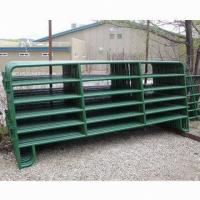 Quality Cattle Corral Panel, 1.6 to 1.8m height for sale