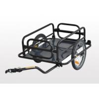 Buy Bicycle Cargo Trailer, Lightweight Bike Pet / Dog Trailer with steel frame at wholesale prices