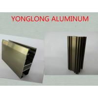 Buy cheap Oxidizing Champagne Anodized Aluminum Profiles For Decoration / Industrial from wholesalers