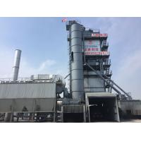 Buy 200T Mixed Asphalt Bin Environmental Bitumen Mixing Plants Used In Construction at wholesale prices