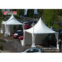 Quality Elegant All Weather 20 X 20 Event Tent , Party Shelters Tents Tear Resistant for sale