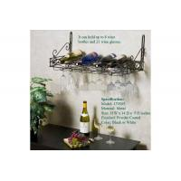 Quality Functional Wall Mounted Wine Rack for sale