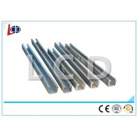 Quality Solar Photovoltaic Stent Cold Roll Forming Machine Gear Box Driven 8 Ton Weight for sale