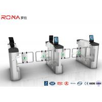 Quality Single / Bi Directional Swing Gate Turnstile High Speed With Face Recognition for sale