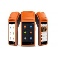 Buy Smart Touch Screen Handheld POS Terminal 3G WiFI Support NFC Card Reader at wholesale prices