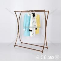Quality Garment display rack manufacturers for sale