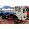 Buy cheap HOT SALE! best selling CLW Brand 4*2 RHD 5cbm water tank truck, Factory sale best price 5,000Liters cistern tank truck from wholesalers