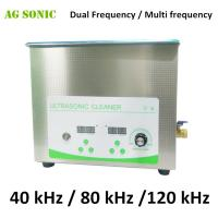 Frequency Ultrasonic Cleaner : Effective tabletop multi frequency ultrasonic cleaner