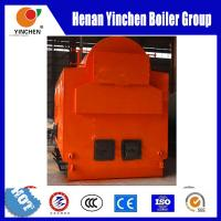 Quality Industrial Coal Fired Central Heating Boilers 2 Ton High Temperature With CE Certificates for sale