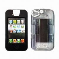 Quality Waterproof Diving and Swimming Cases for iPhone 4/4S, 12M Depth Waterproof 0.5M Shockproof for sale