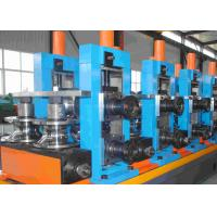 Buy Heavy Duty Auto ERW Pipe Mill Large 140mm Pipe Diameter ISO Certification at wholesale prices