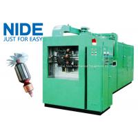 Quality Vacumm Cleaner Motor Automatic Armature Trickling Impregnation Machine for sale