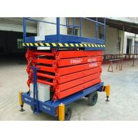 Quality scissor car lift,stationary hydraulic scissor lift table for sale