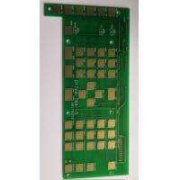 Quality Industrial Custom Prototype PCB with immersion gold for industrial control for sale
