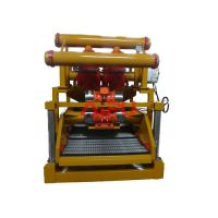 Quality HDD fluid recycling Hunter series mud cleaner for sale at Aipu solids control for sale