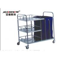 Buy cheap Medical Appliances And Equipment Morning Check Trolley 900*500*850mm from wholesalers