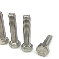 Quality Polished Galvanized Stud Bolts , 316 Stainless Steel Lag Bolts Size M3-M36 for sale