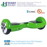 Buy cheap Self Balance Scooter Hoverboard 2 Wheel Hoverboard Ul2272 Black Red with Chic License from wholesalers