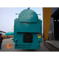 Quality High Efficiency Hand Fired Boiler Equipment With Big Boiler Door 1-4 t/h for sale